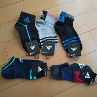 adidas - キッズくつ下