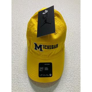 ナイキ(NIKE)のNIKE MICHIGAN大学 x JORDAN キャップ(キャップ)