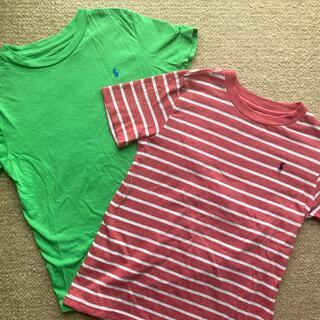 Ralph Lauren - ラルフロールン Tシャツ 130  2枚セット