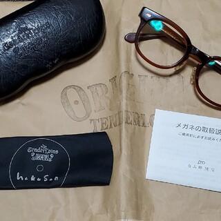 TENDERLOIN - 白山眼鏡 TENDERLOIN テンダーロイン アットラスト T-Jerry眼鏡
