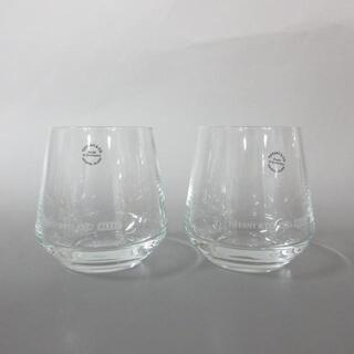 ティファニー(Tiffany & Co.)のティファニー ペアグラス新品同様  1837(グラス/カップ)