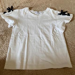 a.v.v - a.v.v *Tシャツ トップス * リボン * 120