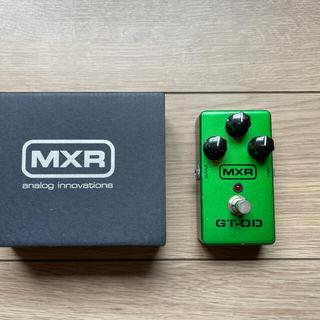 MXR GT-OD overdrive(エフェクター)