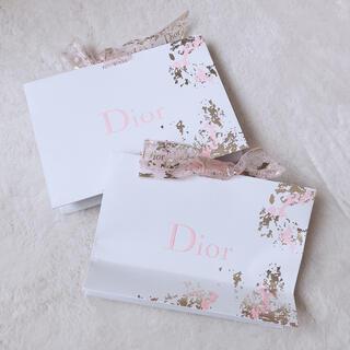 ディオール(Dior)のディオール ショッパー ラッピング 袋 ギフト袋 Dior ギフトBOX(ショップ袋)