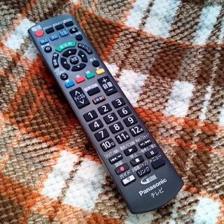 パナソニック(Panasonic)のパナソニックテレビリモコン001017(その他)