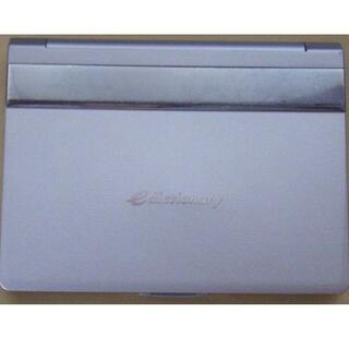 シャープ(SHARP)のSHARP 電子辞書 PW-A8000(電子ブックリーダー)