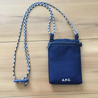 A.P.C - APC ネックウォレット