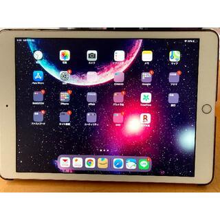 Apple - iPad  第7世代 Wi-Fi 32GB ゴールド ペンシル USED