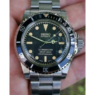 SEIKO - SEIKO セイコー  サブマリーナ  カスタム 腕時計  nh35 MOD