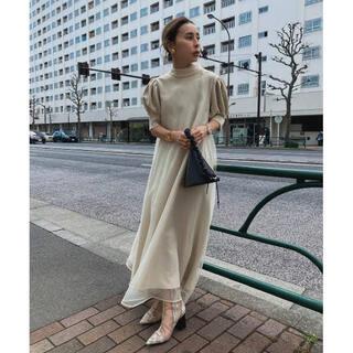 Ameri VINTAGE - 新品♡AMERI VINTAGE♡FLUFFY MACARON DRESS