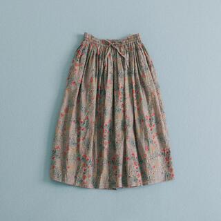 SOIL - ◯北欧暮らしの道具店 SOIL ギャザースカート