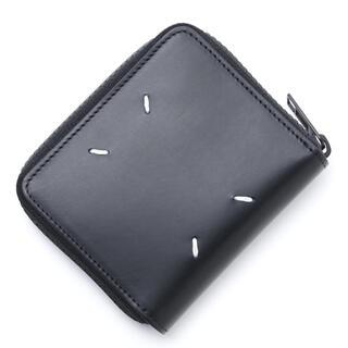 Maison Martin Margiela - 【新品未使用】メゾンマルジェラ 2つ折り 財布 小銭入れ付き