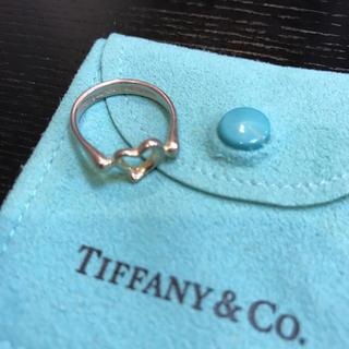 ティファニー(Tiffany & Co.)の10/6まで! ティファニーリング 指輪(リング(指輪))