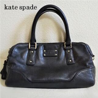 ケイトスペードニューヨーク(kate spade new york)のケイトスペード Kate spade ハンドバッグ PXRU1516 黒 レザー(ハンドバッグ)
