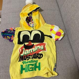 ジャム(JAM)のjam ジャム Tシャツ 100cm(Tシャツ/カットソー)