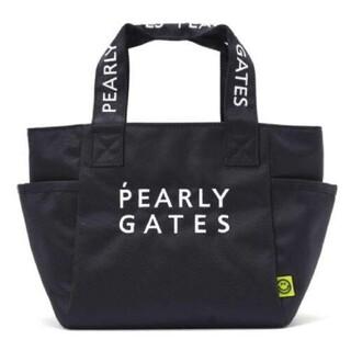 PEARLY GATES - パーリーゲイツ 新品 カートバッグ 大人気 定番商品 ネイビー