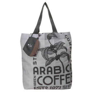 Starbucks Coffee - スターバックス リザーブロースタリー東京 ポケッタブルトート ARABICA