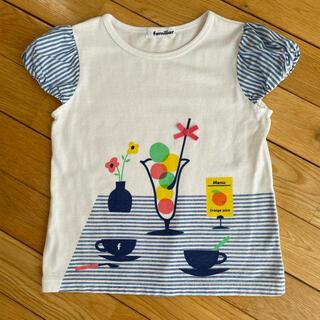 familiar - ファミリア Tシャツ110