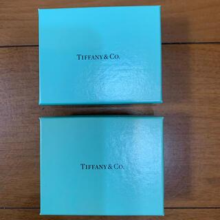 ティファニー(Tiffany & Co.)の空箱(その他)