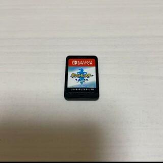 ニンテンドースイッチ(Nintendo Switch)のポケモン Switch ソード ソフト(家庭用ゲームソフト)