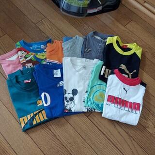 PUMA - 男の子向け 110 120 130 Tシャツ まとめ売り