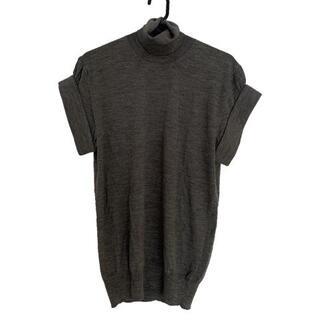 DOLCE&GABBANA - ドルチェアンドガッバーナ 半袖セーター 42