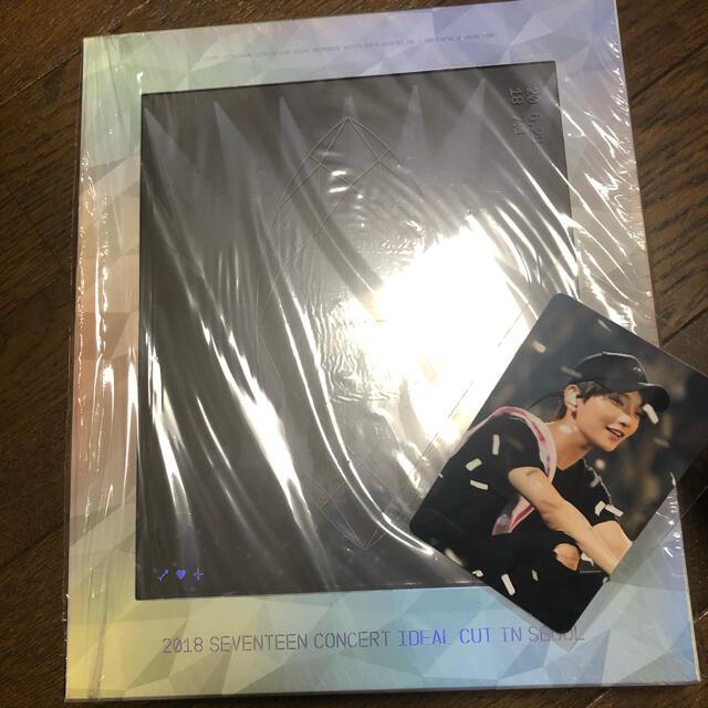 SEVENTEEN(セブンティーン)のSEVENTEEN  DVD  'IDEAL CUT' IN SEOUL 韓国盤 エンタメ/ホビーのDVD/ブルーレイ(ミュージック)の商品写真