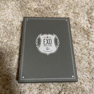 エクソ(EXO)の美品 EXO EXO'S FIRST BOX DVD(アイドル)