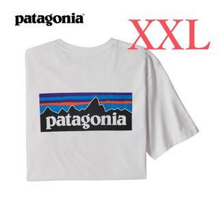 patagonia - Patagonia Tシャツ XXL サイズ ホワイト