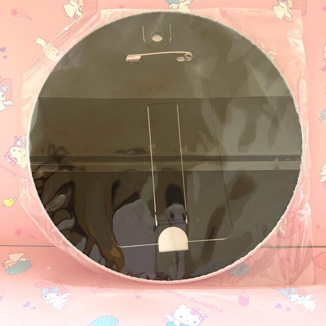 サンリオ(サンリオ)のサンリオピューロランド サンクスパーティ限定 BIG缶バッジ エンタメ/ホビーのおもちゃ/ぬいぐるみ(キャラクターグッズ)の商品写真