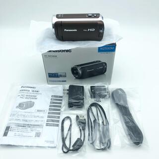 Panasonic - パナソニック HDビデオカメラ 64GB ブラウン HC-WZ590M-T