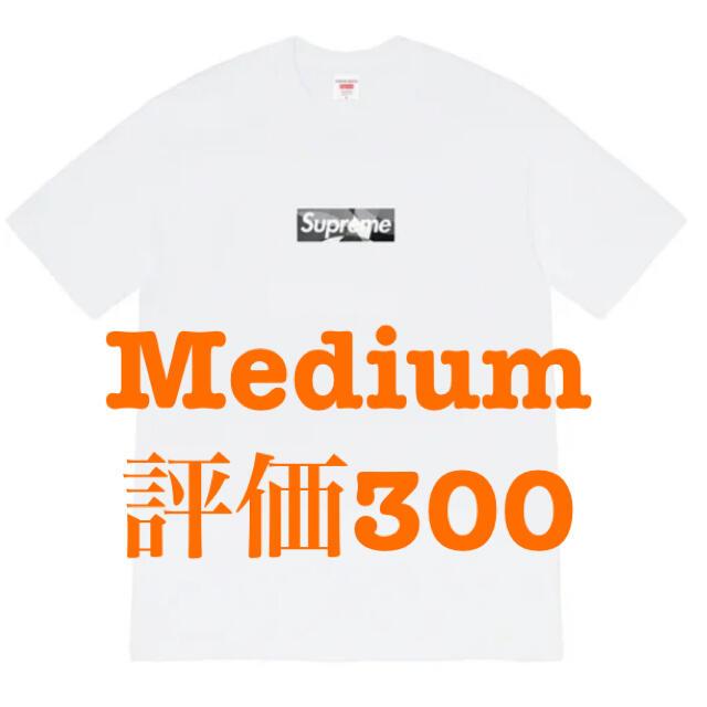 Supreme(シュプリーム)のM Supreme®/Emilio Pucci® Box Logo Tee  メンズのトップス(Tシャツ/カットソー(半袖/袖なし))の商品写真