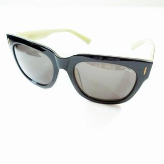デュポン(DuPont)のデュポン サングラス ダークグレー×黒(サングラス/メガネ)