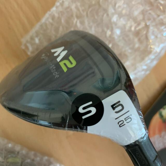 TaylorMade(テーラーメイド)のテーラーメード M2ユーテリティ 3U5Uセット 2019モデル スポーツ/アウトドアのゴルフ(クラブ)の商品写真