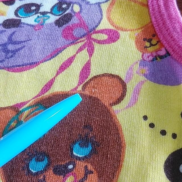 GrandGround(グラグラ)のグラグラ タンクトップ2枚セット キッズ/ベビー/マタニティのベビー服(~85cm)(タンクトップ/キャミソール)の商品写真