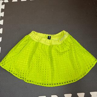 ナルミヤ インターナショナル(NARUMIYA INTERNATIONAL)のナルミヤ★90 女の子 スカート(スカート)