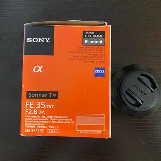 SONY - SONY 単焦点レンズ T* FE 35mm F2.8 ZA Eマウント