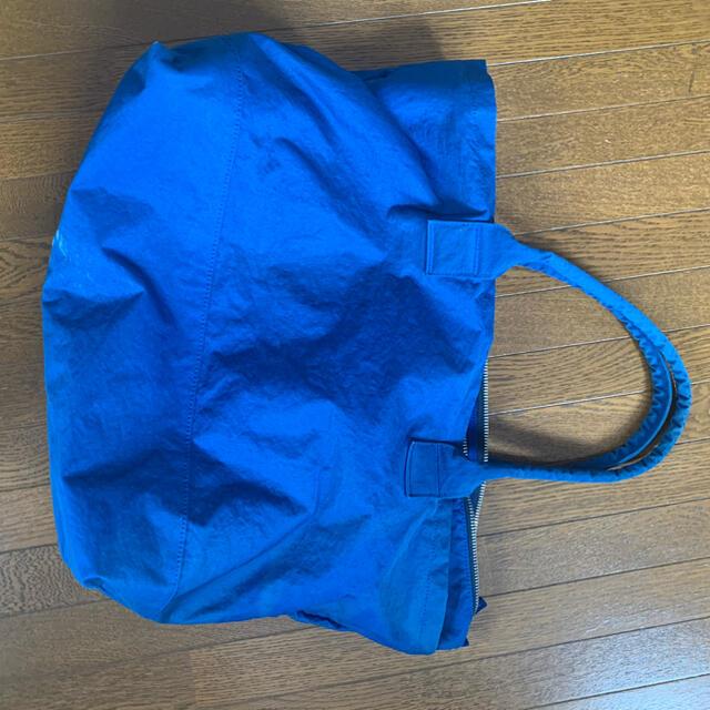 ISSEY MIYAKE(イッセイミヤケ)のISSEY MIYAKE HOMME PLISSE デカバッグ 中古 メンズのバッグ(トートバッグ)の商品写真