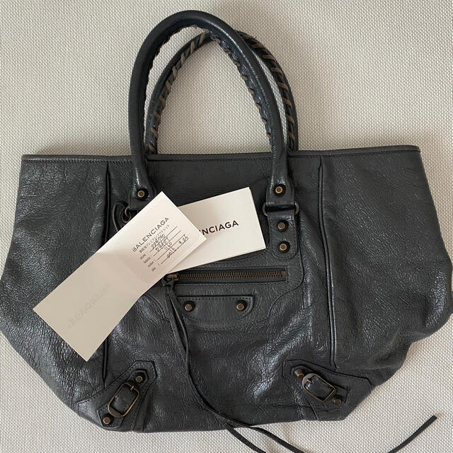 Balenciaga(バレンシアガ)のバレンシアガ BALENCIAGA サンデートート レディースのバッグ(トートバッグ)の商品写真