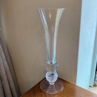花瓶 ガラス ボヘミアングラス 一輪挿し(花瓶)