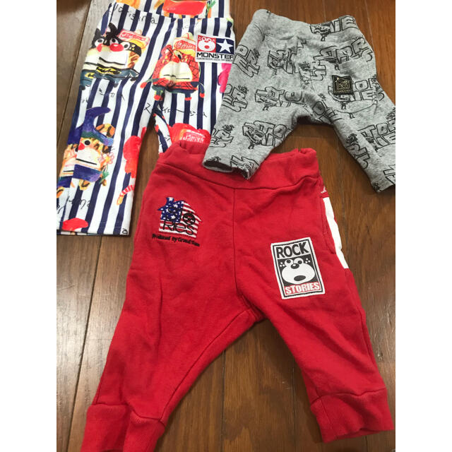 JAM(ジャム)のJAM セット キッズ/ベビー/マタニティのベビー服(~85cm)(パンツ)の商品写真
