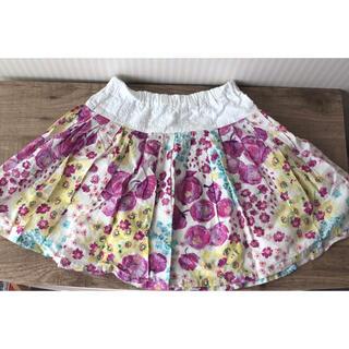 女の子用 春夏スカート140cm