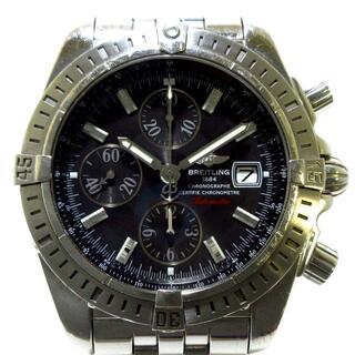 ブライトリング(BREITLING)のブライトリング 腕時計 メンズ 黒(その他)