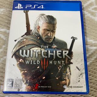 PlayStation4 - ウィッチャー3 ps4 美品