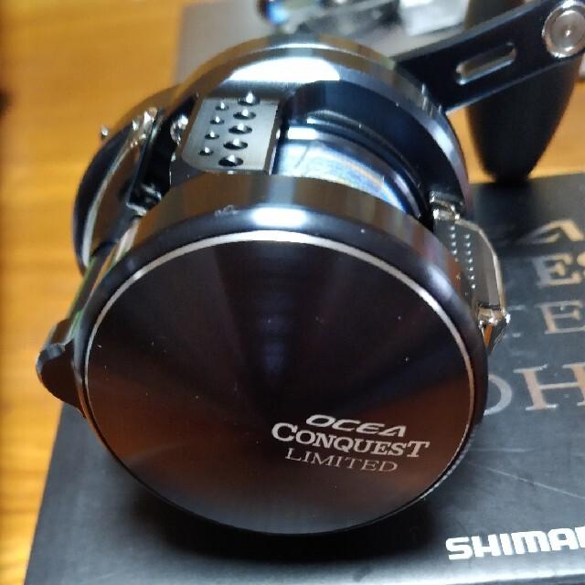 SHIMANO(シマノ)のシマノ オシアコンクエストリミテッド 300hg スポーツ/アウトドアのフィッシング(リール)の商品写真