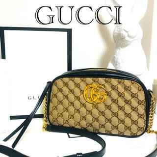 グッチ(Gucci)の極美品 GUCCI  グッチ ショルダーバック 非売品付き(ショルダーバッグ)