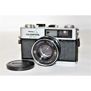オリンパス(OLYMPUS)のOLYMPUS 35 DC F.ZUIKO 40mm F1.7 オリンパス(フィルムカメラ)