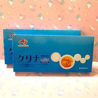 アジノモト(味の素)の味の素 グリナ 30本入り 2箱(アミノ酸)
