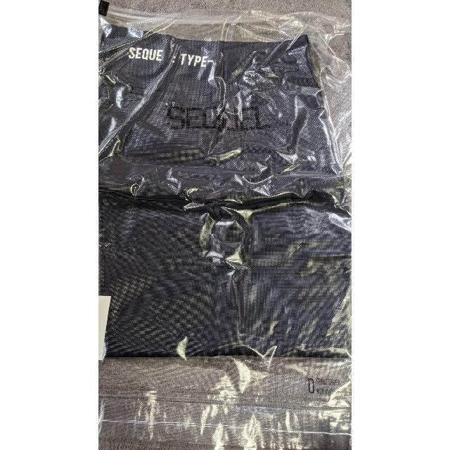 FRAGMENT(フラグメント)のSEQUEL シークエル ツータックパンツ 21ss SQ-21SS-PT-02 メンズのパンツ(チノパン)の商品写真