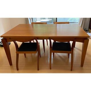 アクタス(ACTUS)のACTUS ダイニング テーブル セット(ダイニングテーブル)